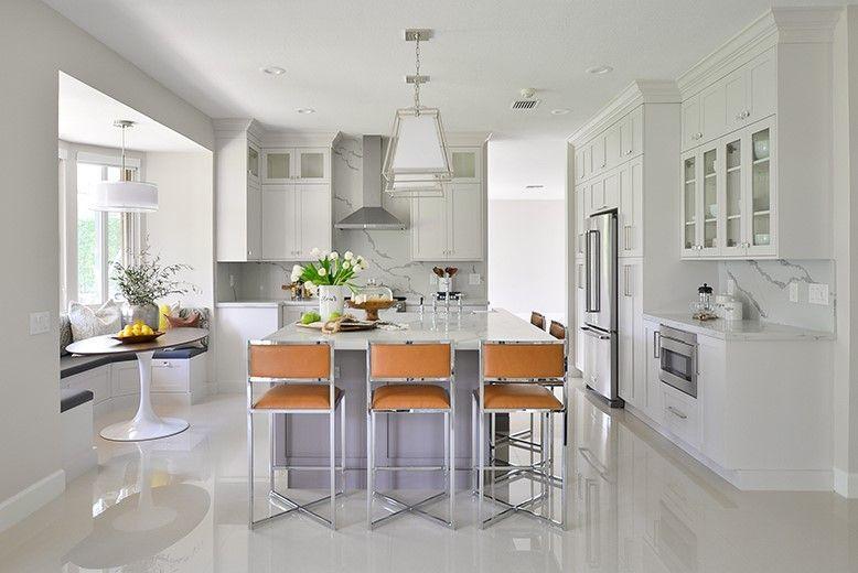 Kitchen Design For L Shape Home Depot Kitchen Design Kitchen Design In White L Shaped Kitchen Design Kitchen Design 3d Kuchendesign Layout Design Design