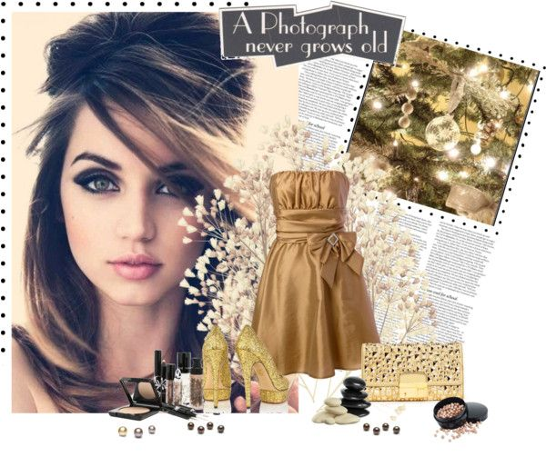 """New Year's Party"" by milica-b3 ❤ liked on Polyvore"