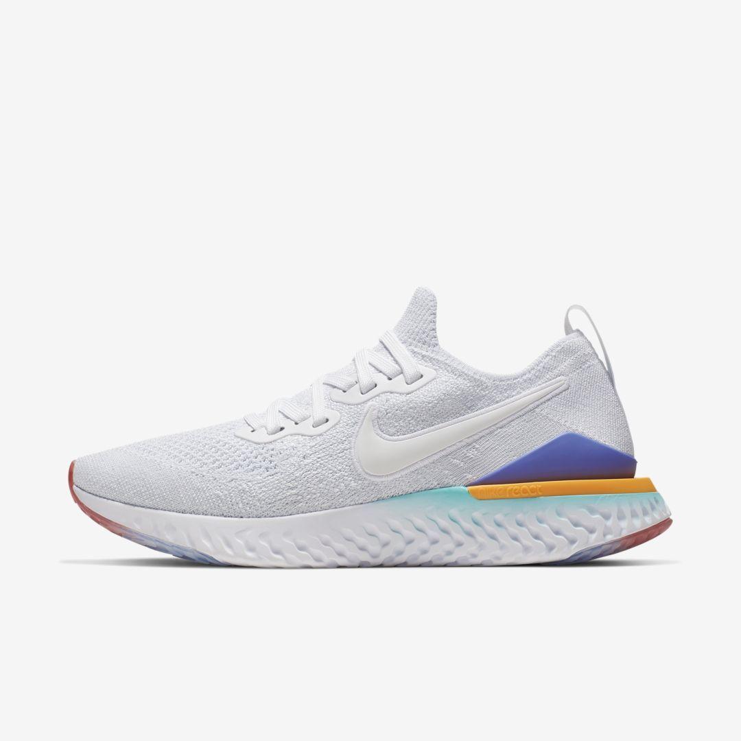White) | Nike running shoes women