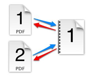 How To Create Merge Split Markup Pdf Documents On A Mac