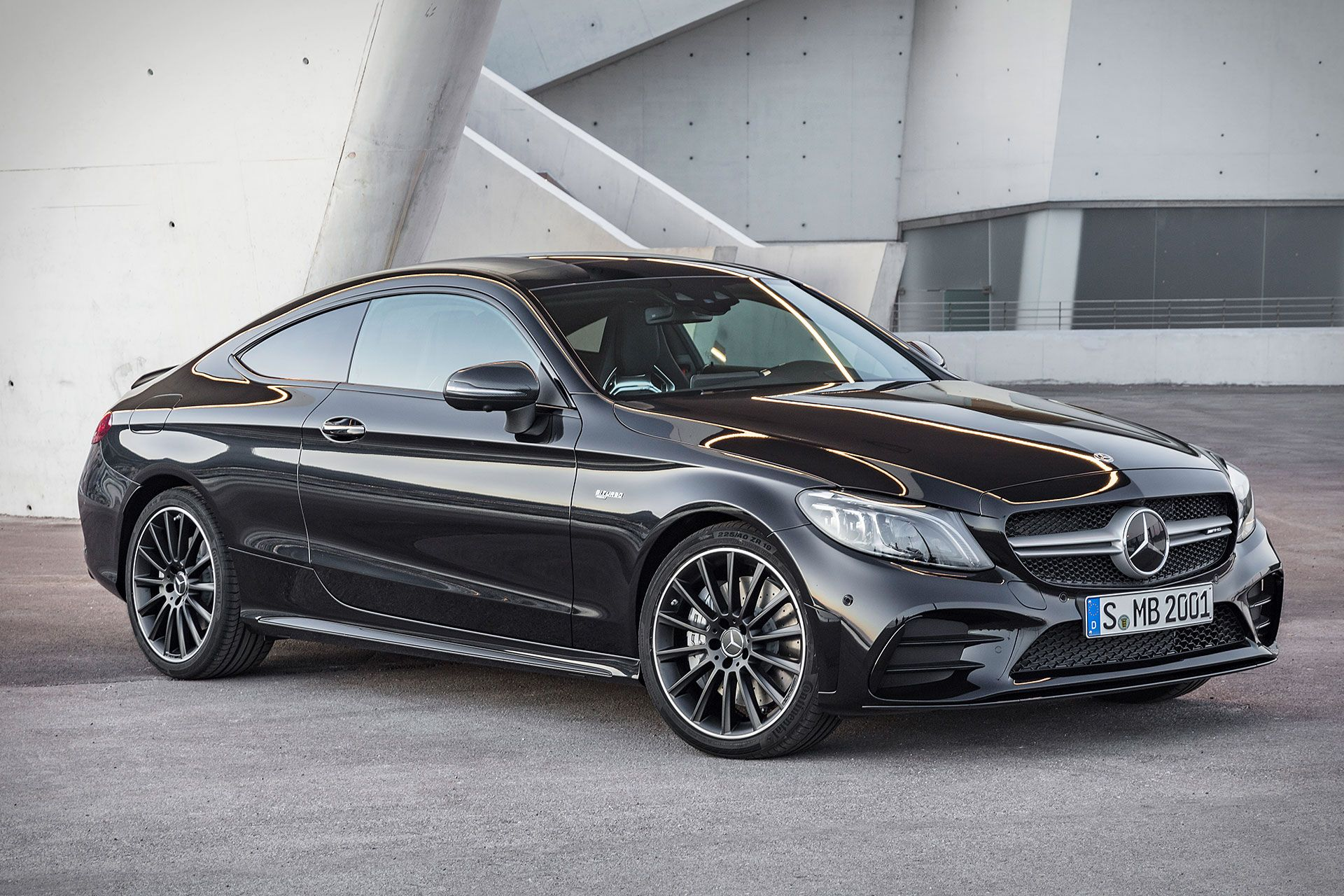 Mercedes AMG C43 Coupe Rides Pinterest