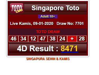 #RESULT 🇸🇬 🎯🌐👍📢 #SINGAPORE : 8471 (SAH) #SHIO : #KERBAU