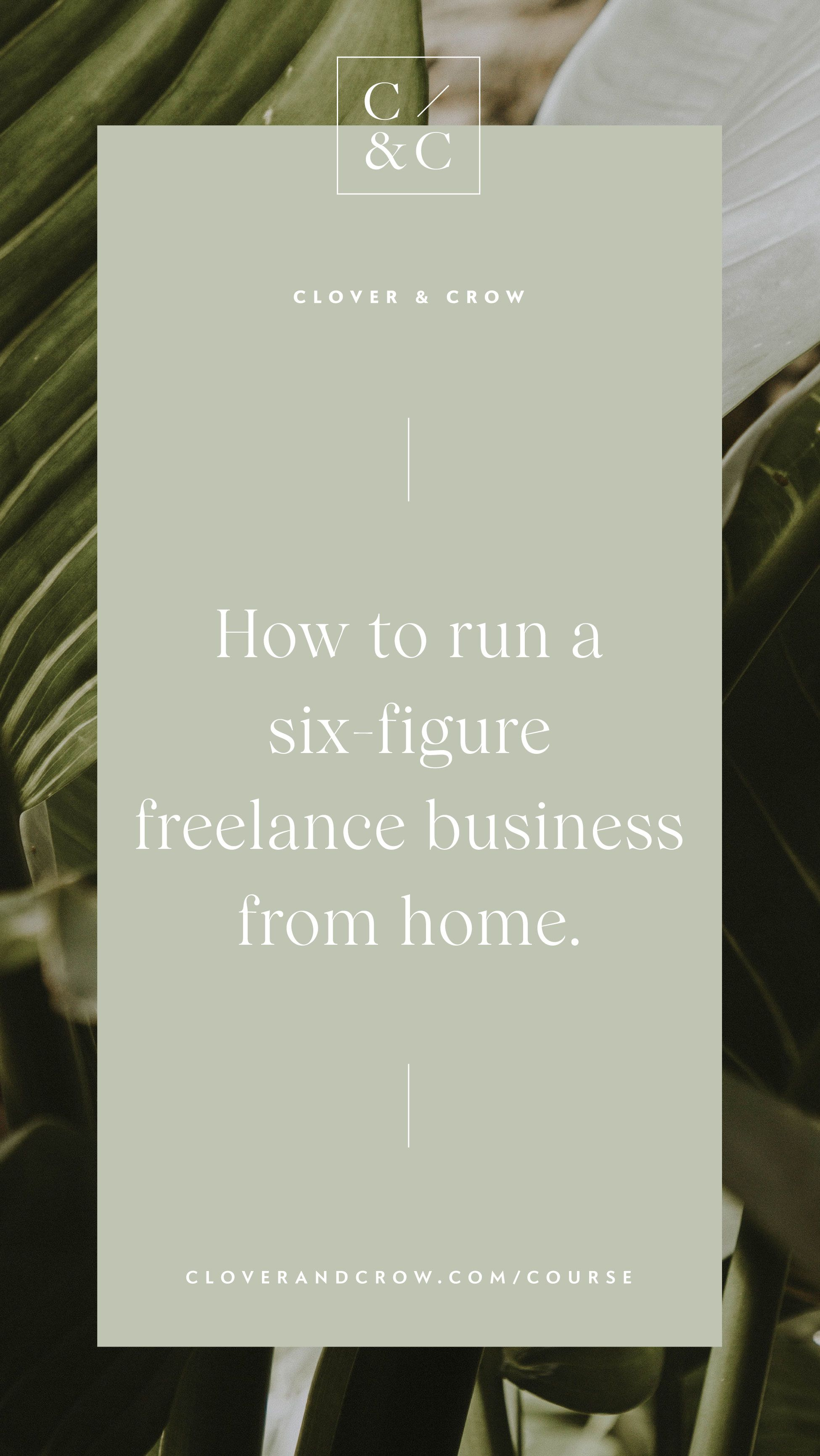 Learn The Tools You Need To Run A Successful Six Figure Freelance Design Business From Home Freelance Web Design Freelance Marketing Freelance Graphic Design