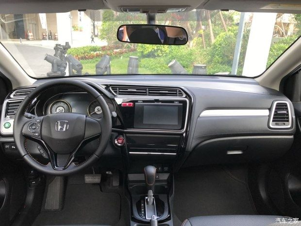Interior Of The Honda Gienia Honda City Hatchback Revealed Hatchback Honda City Honda