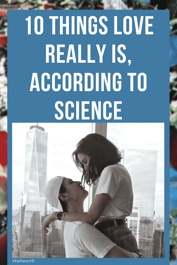 32 Things Love Really Is, According To Science   What is love ...