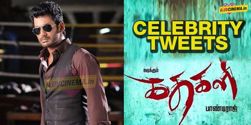 Celebrity Tweets On Kathakali Movie Movies Celebrities Movie Releases