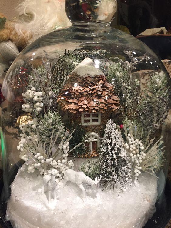 die 11 sch nsten miniatur weihnachtslandschaften dieser saison du wirst sie bestimmt sofort. Black Bedroom Furniture Sets. Home Design Ideas