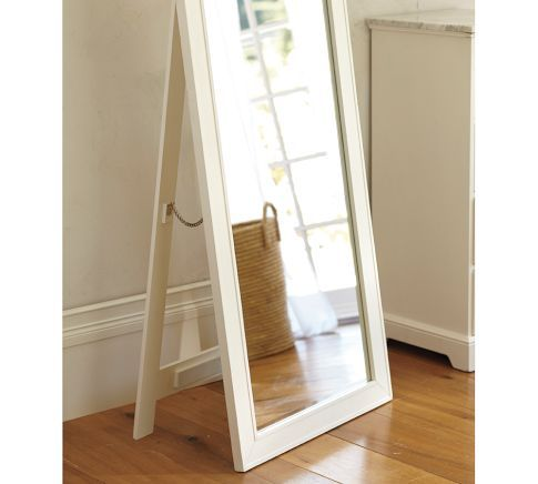Nice floor mirror and you wouldn\'t need to hang it on the wall | For ...