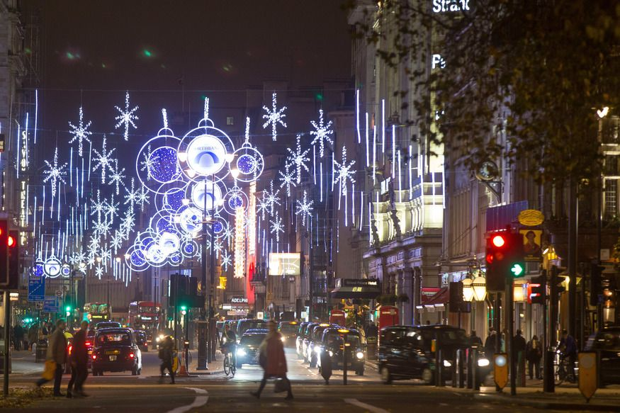 Northbank Christmas Lights London S Christmas Lights 2018 Dates London Christmas Lights London Christmas Christmas Lights