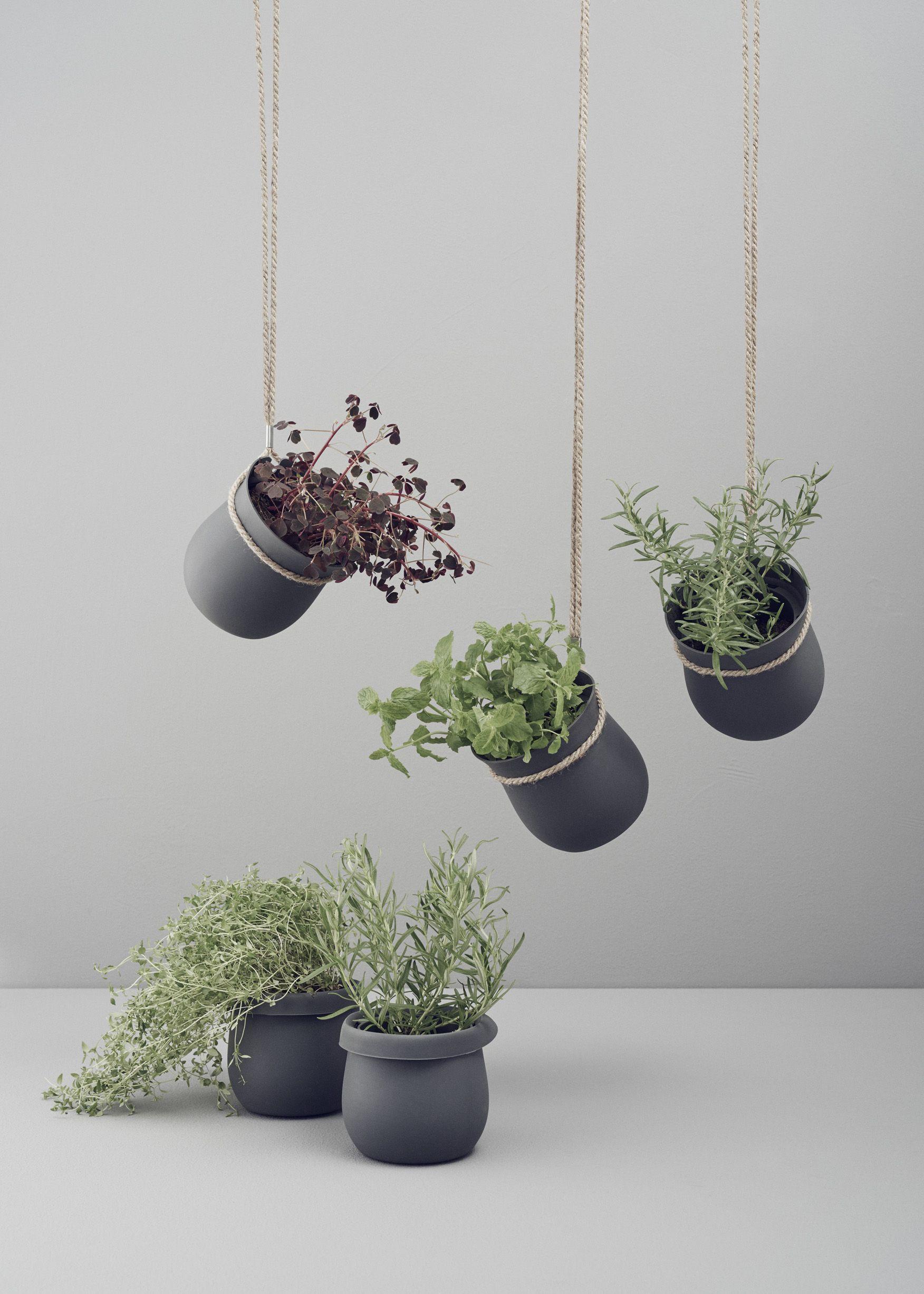 Buy exclusivelane white blue the morocco pod ceramic handpainted planter