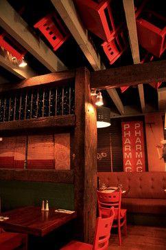 Railway sleeper wine bar | Wine bar, Railway sleepers ...