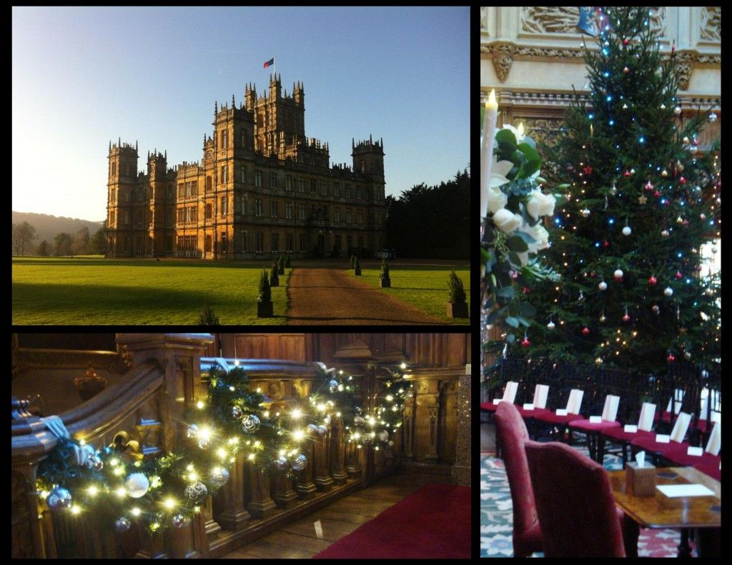 Highclere Castle wedding flowers – Winter Wonderland ...