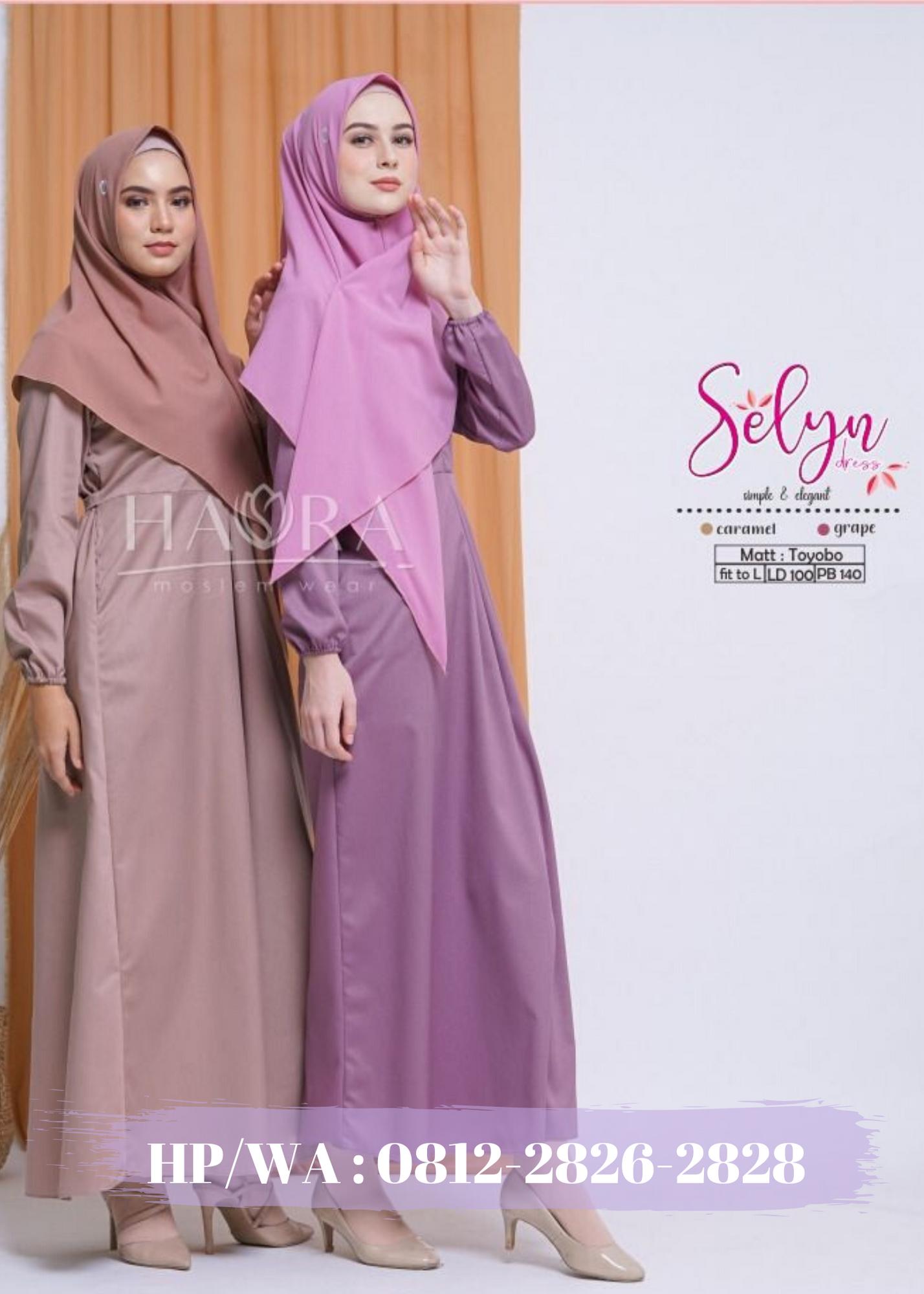 Produsen Gamis Tunik Hijab Ngawi Grosir Kaftan Baju Lebaran Khimar Ngawi Wanita Kaftan Tunik