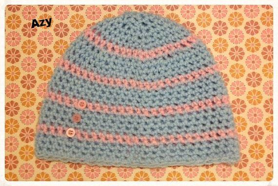 Cute and Cozy Beanie by AzyRevival on Etsy, $11.33