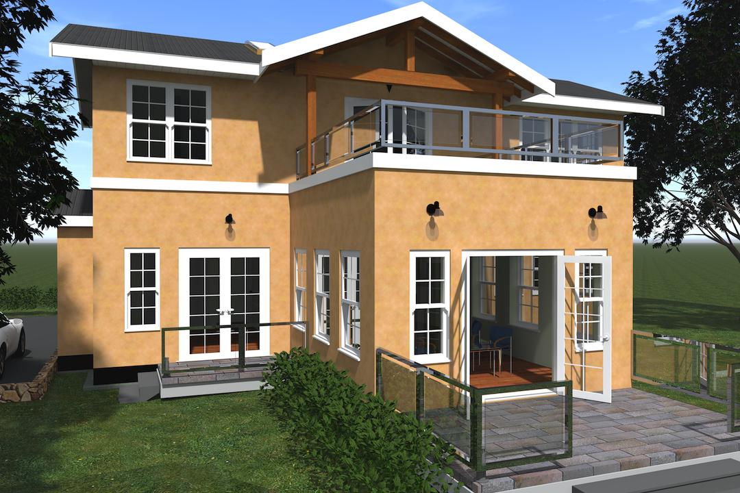 icf home designs%0A ICF URBAN ILIFFE ARCHITECTURAL BC
