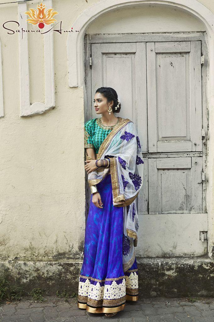 nice sari