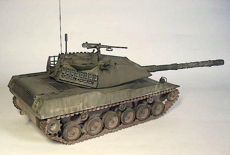 Stingray Mk 1 Light Tank