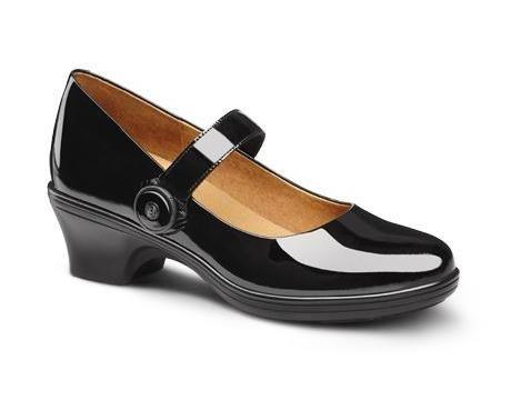 Dr Comfort Women S Coco Free Shipping Returns Dress Shoes Womens Classic Heels Diabetic Shoes