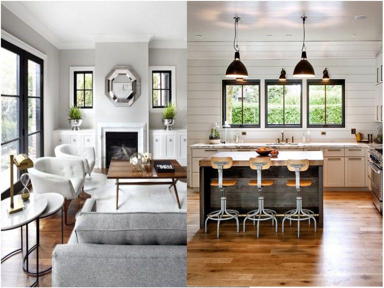 Resultado de imagen para combinacion puerta y pared frente for Fachadas de casas con ventanas blancas