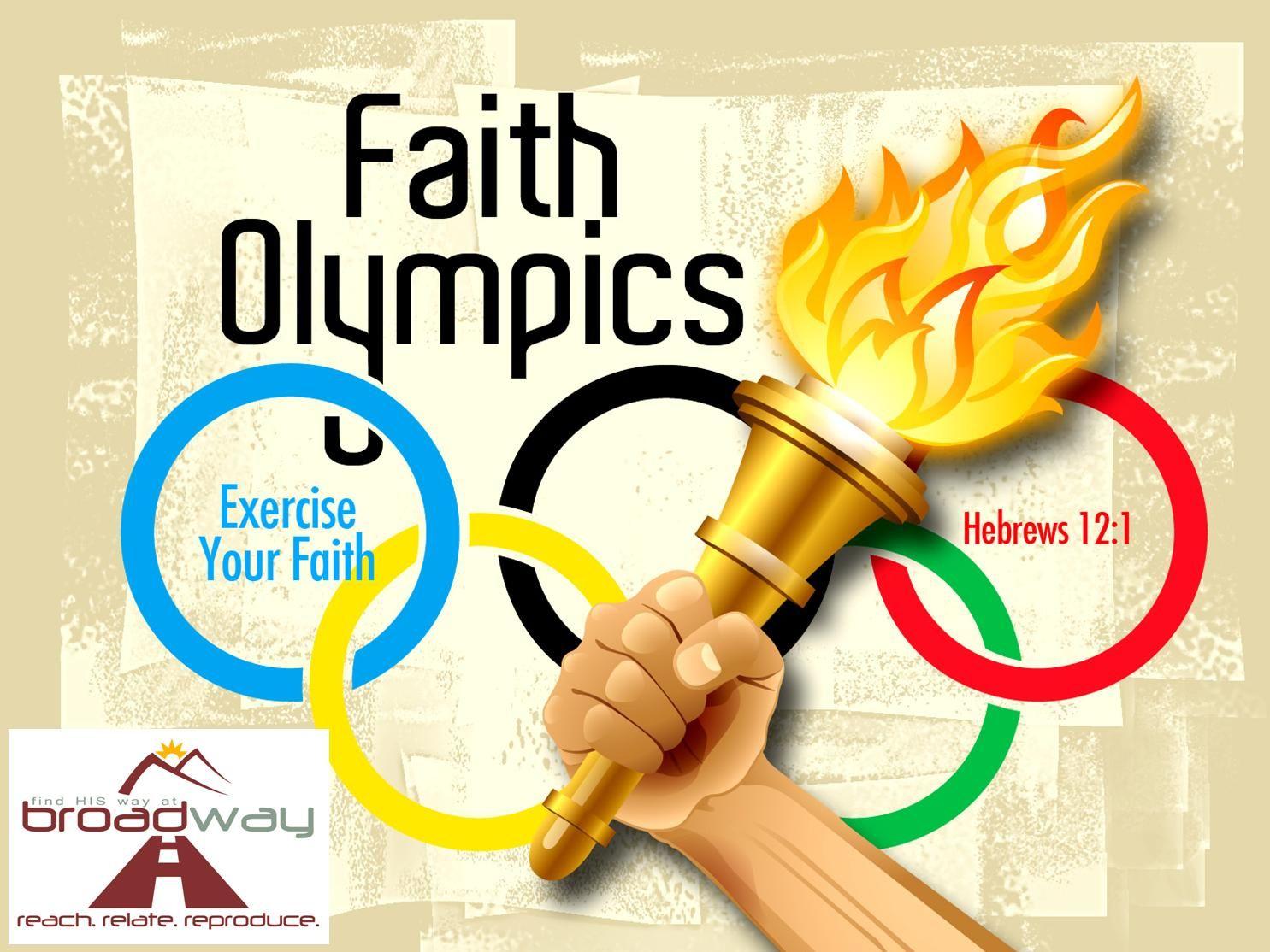 Faith Olympics 1
