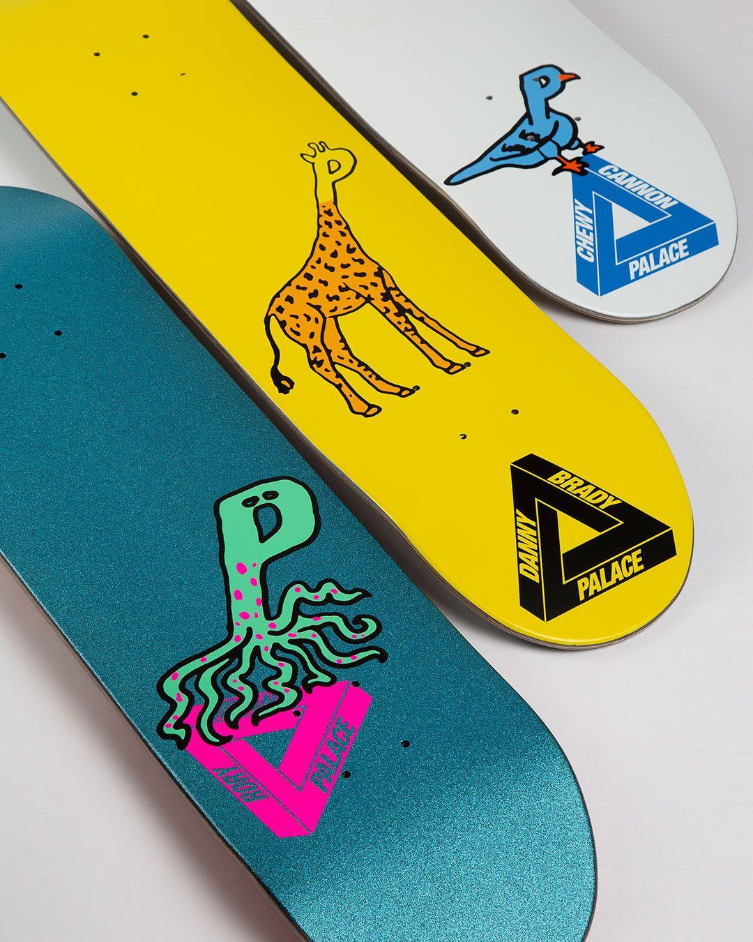 New Palace Decks Skateboard Deck Skaten Skateboard