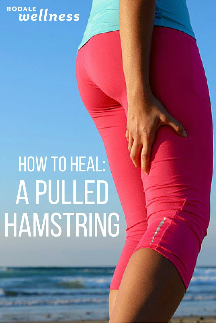 How to Handle a Pulled Hamstring