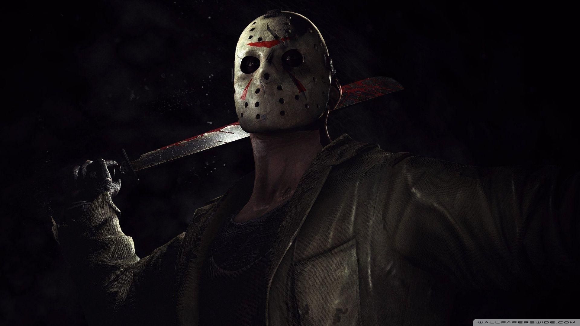 10 New Jason Voorhees Wallpaper 1080P FULL HD 1920×1080 For