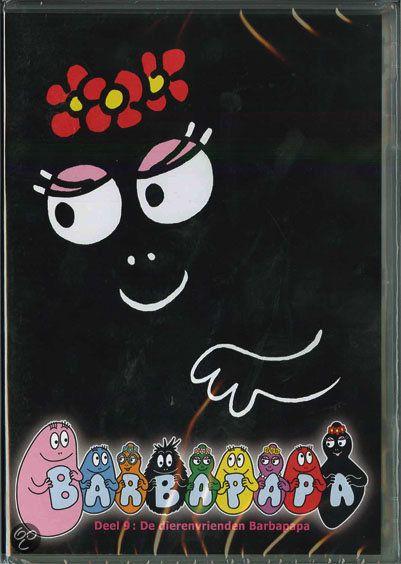 Barbapapa DVD  9 - De dierenvrienden van Barbapapa