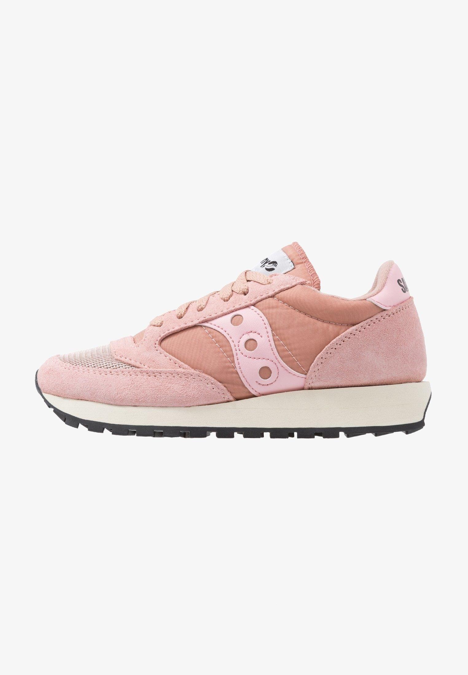 JAZZ ORIGINAL VINTAGE Sneakers laag pink @ Zalando.be