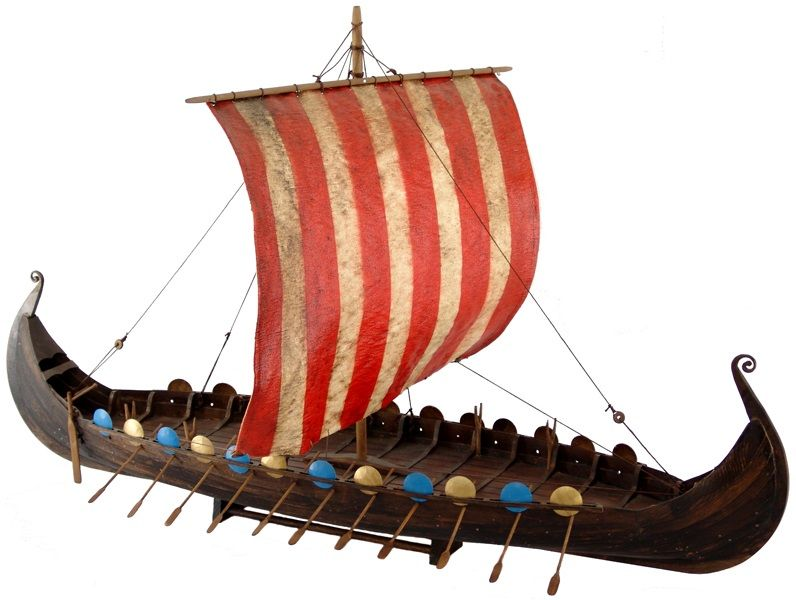 Картинки по географии корабли викингов