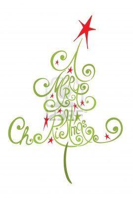 Abstract Christmas Tree Christmas Tree Clipart Christmas Tree Christmas Clipart