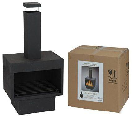 garten und terrassenkamin. Black Bedroom Furniture Sets. Home Design Ideas
