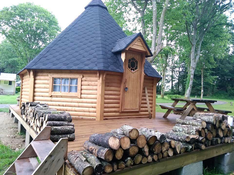 chalet de jardin insolite : le kota | финлянд | Chalet de ...