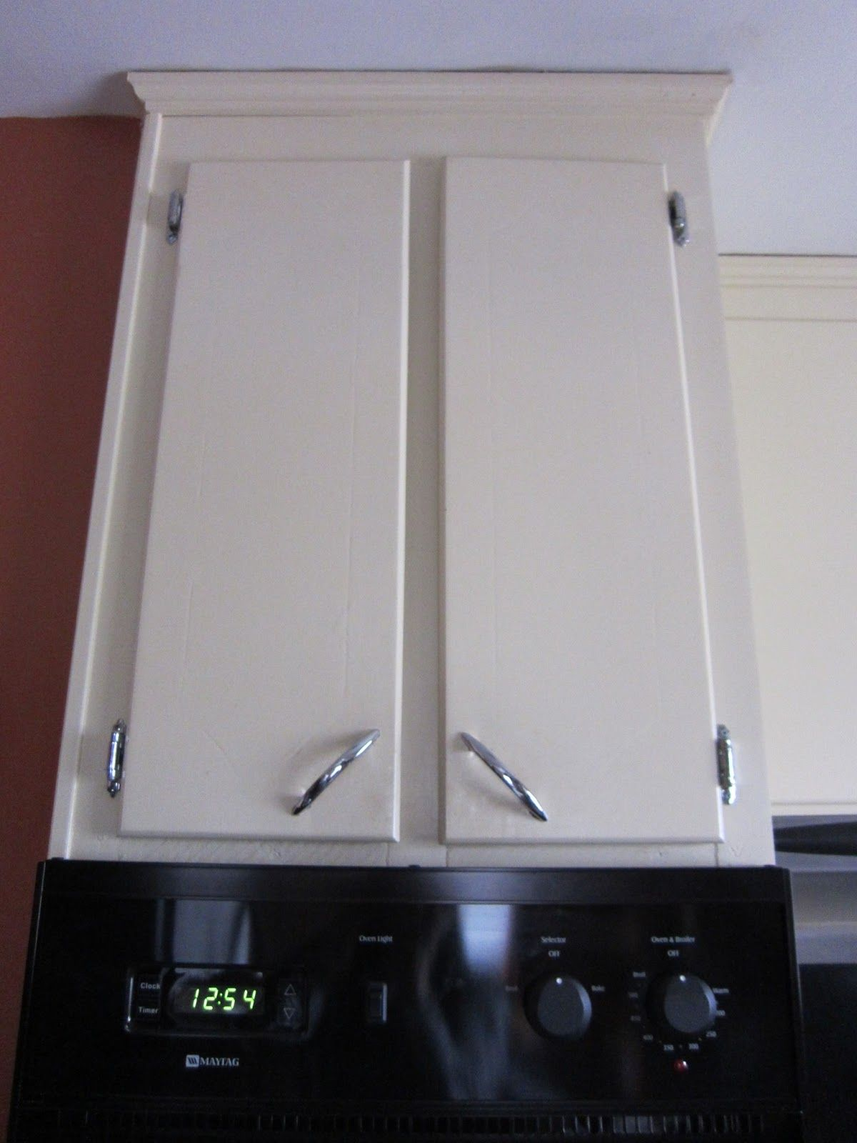 Frugal Ain't Cheap: modify kitchen cabinets | low cost ...