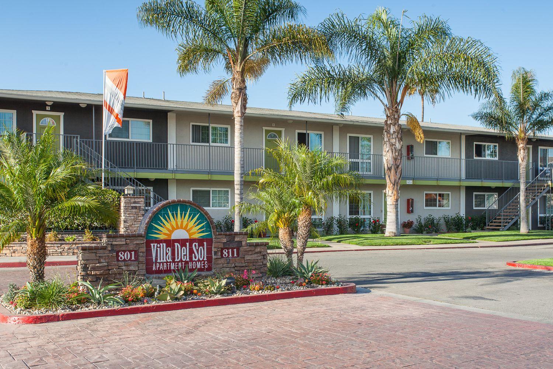 Villa Del Sol Apartments 811 S. Fairview, Santa Ana