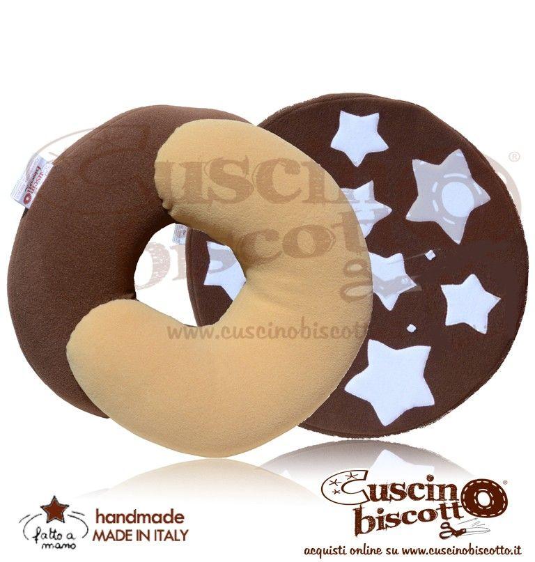 Cuscino Biscotto BUNDLE: 2 Pezzi a scelta con sconto