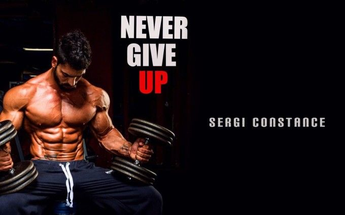 sergi constance never give up wallpaper yes hd wallpapers