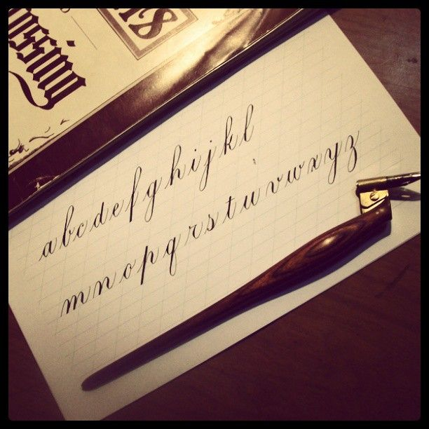 #calligraphy calligraphy #engrossersscript Engrosser's Script #copperplate copperplate