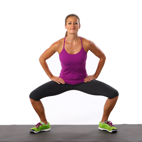 No Equipment Necessary: Squat Jumps