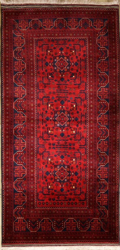 Fine Beljik rug - super fine soft Belgian wool Afghan rug. £1,125 - Sold