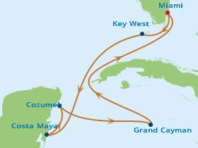 Celebrity Cruises Western Caribbean Cruise Nights Celebrity - West caribbean cruise