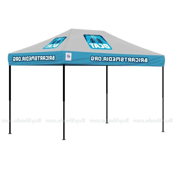 8 X 12 Pop Up Tent