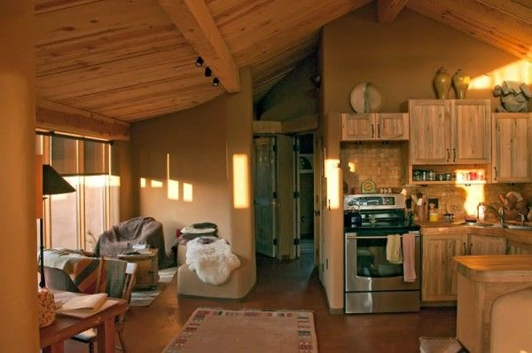 Modern adobe house - oh yeah, stylish & good for the environment :-)    Dream home   Pinterest   Adobe house, Adobe and Environment