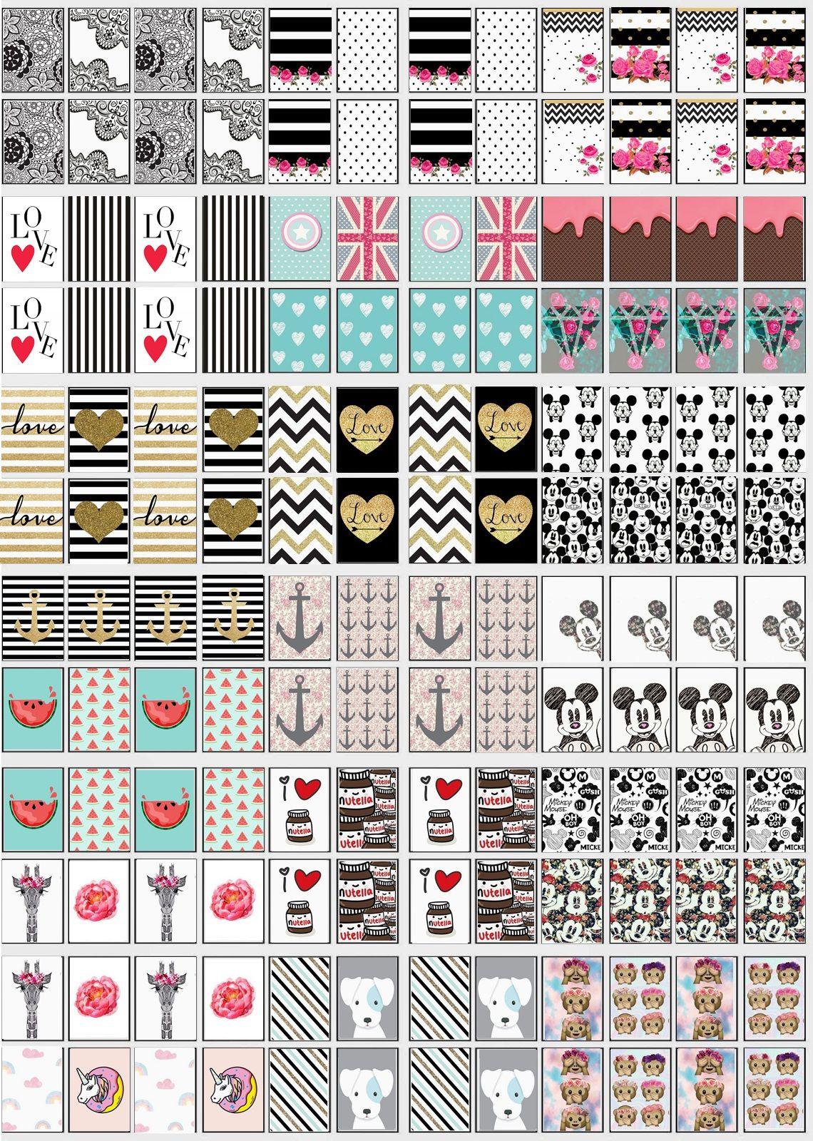Cartela de adesivos para unhas para imprimir arte de unha cartela de adesivos para unhas para imprimir altavistaventures Image collections