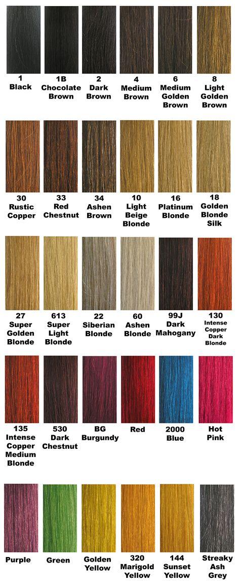Highlight Hair Color Chart Httphaircolorerhighlight