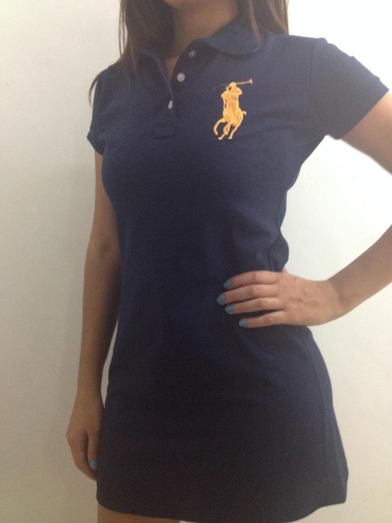 a2d62459e4 Vestido Feminino Polo Ralph Lauren - R  59