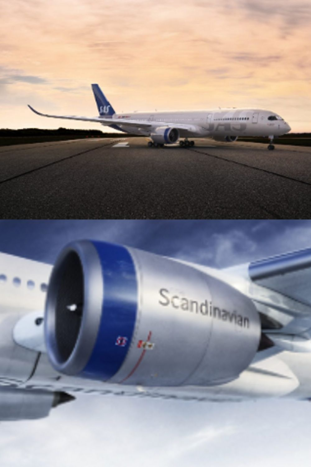Sas Scandinavian Airlines New Livery Unveiled Captainjetson In 2020 Sas Airlines Airlines Sas