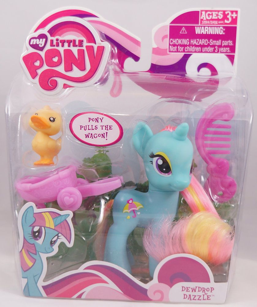 My Little Pony Mrs Dazzle Cake Friendship is Magic NEW Free Shipping