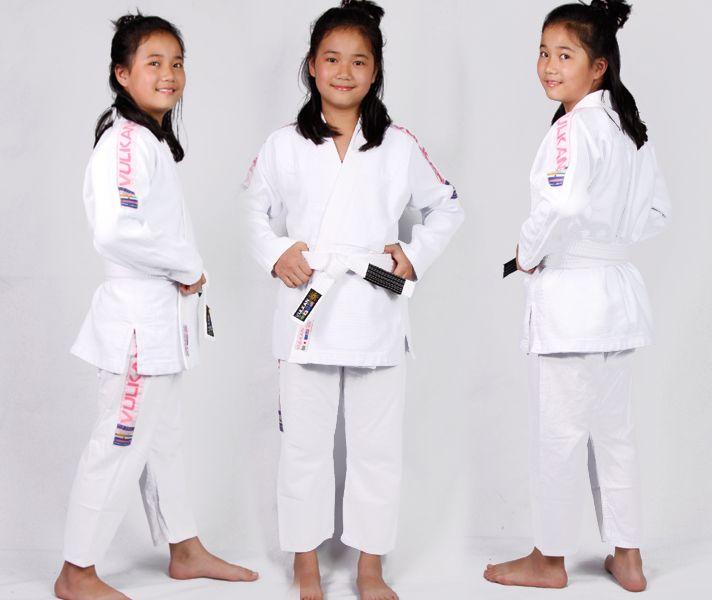 Kimono Pro Light Feminino Branco/White - Infantil