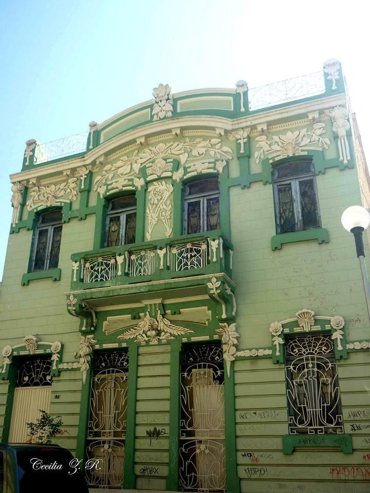 una bellisima casa en el centro de Guadalajara